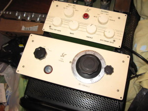 Lowther Tuner and Pre-Amp article by Ken Kessler